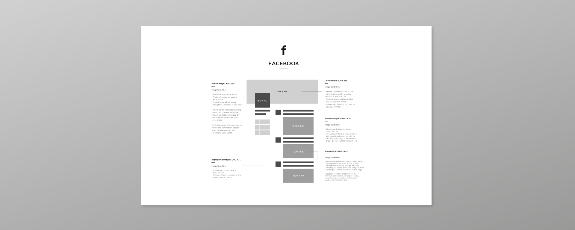 Nilead design management facebook guidelines